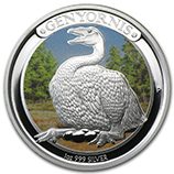 Perth Mint Megafauna Series